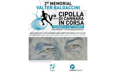 8 settembre memorial Valter Baldaccini